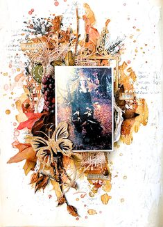 2 Crafty Chipboard : Search results for viney page frame Scrapbooking Layouts, Scrapbook Pages, Digital Scrapbooking, Photo Journal, Art Journal Pages, Art Journaling, Follow Your Instinct, Page Frames, White Acrylic Paint