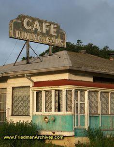 Old Cafe Diner