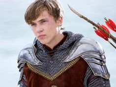 I really like Peter from Narnia... William Moseley! He also is exactly 10 years older then me :)