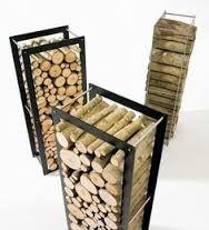 Afbeeldingsresultaat voor vedkurver modern and cool log holders