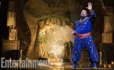 'Aladdin' on Broadway: First Look | Genie (James Monroe Iglehart) | EW.com