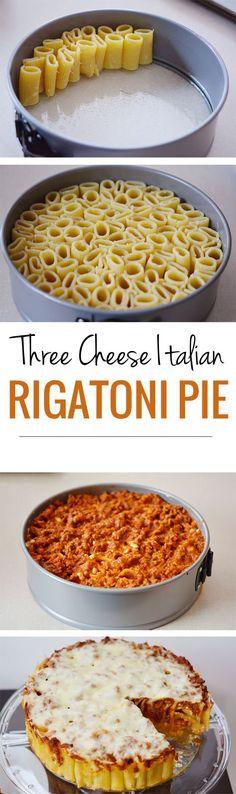 Three-Cheese-Italian-Rigatoni-Pie1.jpg (500×1683)