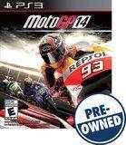 MotoGP 14 - PRE-Owned - PlayStation 3, Multi