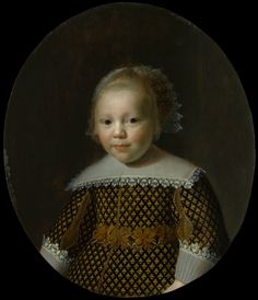Style of Paulus Moreelse, Portrait of a Young Boy, about 1637