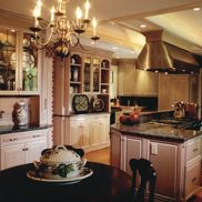 kitchen Kitchen Cabinet Design, Kitchen Cabinets, Brooklyn Kitchen, Traditional Cabinets, Kitchens, Furniture, Home Decor, Decoration Home, Room Decor
