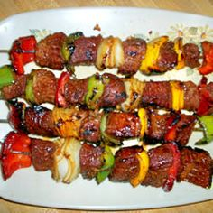 Easy, delicious and healthy Turgloff Beef Kebab recipe from SparkRecipes. See our top-rated recipes for Turgloff Beef Kebab. Kebab Recipes, Beef Recipes, Cooking Recipes, Vegetarian Cooking, Beef Meals, Cooking Games, Dukan Diet Recipes, Healthy Recipes, Skinny Recipes