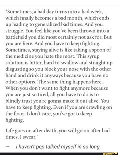 I'll always keep fighting for me Poem Quotes, Words Quotes, Wise Words, Motivational Quotes, Life Quotes, Inspirational Quotes, Sayings, Pretty Words, Note To Self