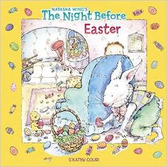 The Night Before Easter: read this sweet book for the holiday!!