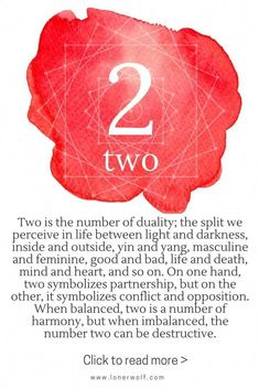 Numerology Spirituality - The mystical meaning of number duality, yin and yang, partnership, opposition / numerology Get your personalized numerology reading Numerology Numbers, Astrology Numerology, Numerology Chart, Tarot Astrology, Virgo And Aries, Virgo And Cancer, Pisces Horoscope, Horoscopes, Mystical Meaning