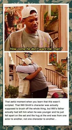 Will Smith on Fresh Prince