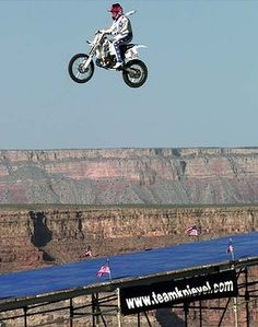 Robbie Knievel Robbie Knievel, Dirt Bikes, Motorcycle Boots, Daredevil, Vertigo, Awesome Stuff, Gun, Motorcycles, Childhood