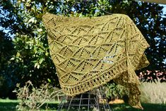 Ravelry: Luciole pattern by Corinne Ouillon