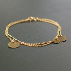 would like in silver please, bellissima bracelet by Elephantine