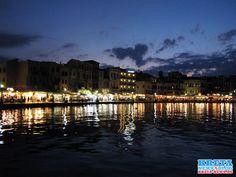Chania Hafen am Abend (Kreta/Crete)