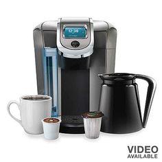 Keurig® 2.0 K550 Coffee Brewing System