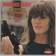 Francoise Hardy / Mon amie la rose