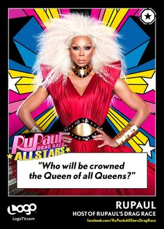 RuPaul's Drag Race All Star Trading Cards