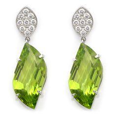 Latest Gemstone Earrings