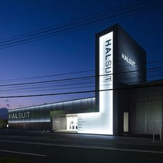 'Halsuit' men's store by nendo in Okayama, Japan