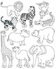 Endangered Animals Coloring Pages. 20 Endangered Animals Coloring Pages. Endangered Animals Coloring Pages Animals From north Zoo Animal Coloring Pages, Colouring Pages, Coloring Pages For Kids, Coloring Books, Animal Paintings, Animal Drawings, Art Drawings, Drawing For Kids, Art For Kids