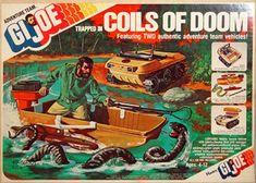 G.I. Joe News (@gijoenews) | Twitter Gi Joe, Vintage Games, Vintage Toys, Vintage Stuff, Childhood Toys, Childhood Memories, Old School Toys, Fantasy Comics, Vintage Horror