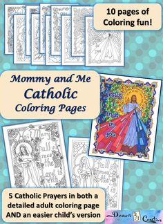 Coupon code for 20 of your entire order from holy heroes plus five of the most popular catholic prayers have been illustrated in coloring fandeluxe Choice Image