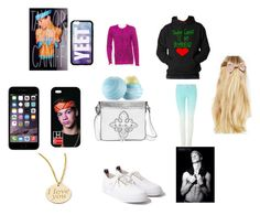 """""""Taylor Caniff"""" by kylee-bannister ❤ liked on Polyvore featuring Michael Kors, Eytys, Vero Moda, Miss Me, Eos, Roberto Coin and ASOS"""