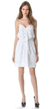 Ashlees Loves: Laced with Romance  info @ashleesloves.com  #No.21 #sleeveless #lace #dress #white  #laced #fashion #style #romance