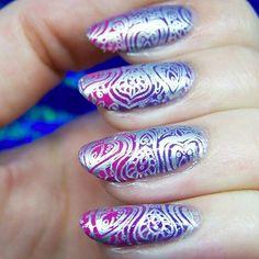 Cool Nail Designs, Cool Nail Art, Class Ring, Nails, Instagram, Finger Nails, Ongles, Nail, Fancy Nail Art