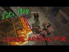 Let's Play - Minecraft Zombie Apocalypse