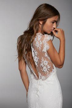 Robe de mariée Shirley - www.fabiennealagama.com #fabiennealagama#collection2016#robedemariee