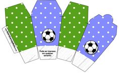 Soccer box - see website for party set.