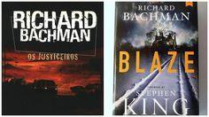 Os Justiceiros e Blaze - Richard Bachman