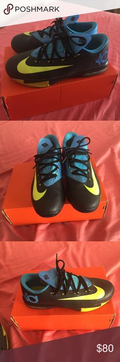 newest collection 795c1 1749f Nike KD 6 Nike Basketball Shoes