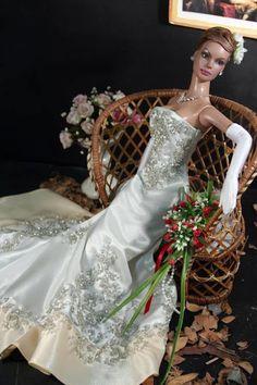 barbie doll brides 1...4 qw