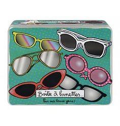 Derriere la Porte Opbergblik Brillen Boîte a Lunettes