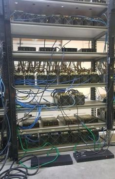 Crypto Currency Mining Equipment 7 TH/s
