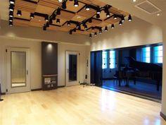 Live Room, Murray Arts Center.   Kennesaw, Georgia. USA.