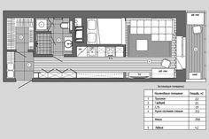 Micro Apartment, Small Apartment Layout, Studio Apartment Layout, Small Apartment Interior, Tiny Apartments, Small Apartment Plans, Studio Layout, Studio Design, Lofts
