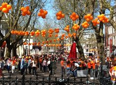 8 Reasons to Visit the Netherlands in 2015 - Festivals & Events