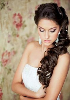 pictures of wedding hair styles penteados on casamento tiaras and debutante 6912