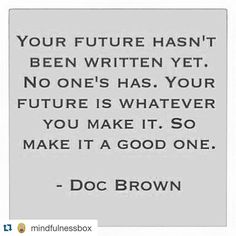 #Repost @mindfulnessbox  In honor of #backtothefuture  We don't need to worry about the future. All we have is this beautiful moment! By walking in presence and gratitude our future is sure to be bright #mindfulnessbox #mindfulness #mindful #affirmation #beautifulmoment #consciousness #enlightenment #gratitude #goodvibes #grateful #happiness #inspiration #instaquote #manifest #mantra #namaste #presentmoment #soulfood #subscriptionbox #docbrown #michaeljfox #future #now #october212015 by…