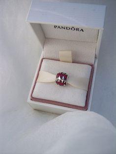 Authentic Pandora Family Bonds Violet Enamel by JEWELSELAGANT