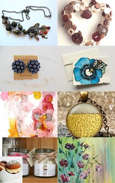 Lovely october by Erica Grigas on Etsy--Pinned with TreasuryPin.com