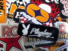 12 x Random Mixed Sheet Sticker Decal ATV Bike Racing Helmet Motorcross Dirt