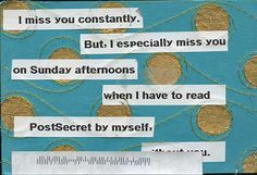 withoutyou | PostSecret