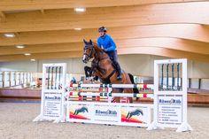 Indoor Riding Arena Envy: Gornall Equestrian - STABLE STYLE Equestrian Stables, Horse Stables, Equestrian Outfits, Equestrian Fashion, Horse Riding Clothes, Riding Hats, Riding Helmets, Indoor Arena, English Riding