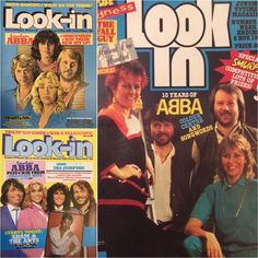 Look-in magazines from my collection featuring Abba on the front cover #Abba #Agnetha #Frida #Look-in http://abbafansblog.blogspot.co.uk/2016/02/look-in-magazines-part-1.html