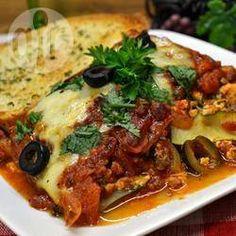 Zucchini Lasagne ohne Nudeln @ de.allrecipes.com