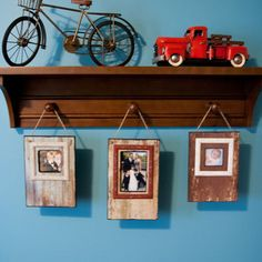 creative dispays for home decor | Creative Ways To Display Photos Design Ideas, Pictures, Remodel, and ...